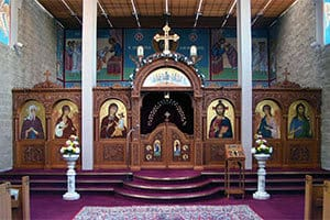 Virutal Tour of St. John of Damascus Church