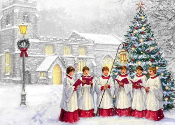 choir-christmas-card