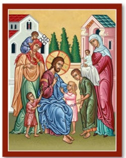 church-school-covid-icon